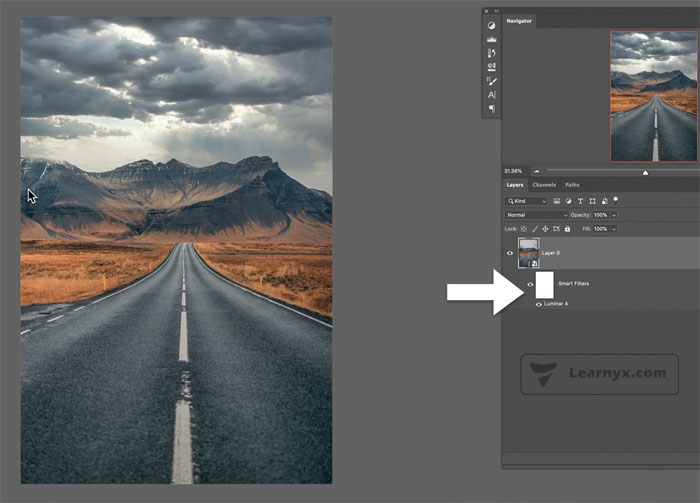 Photoshop - Luminar 4